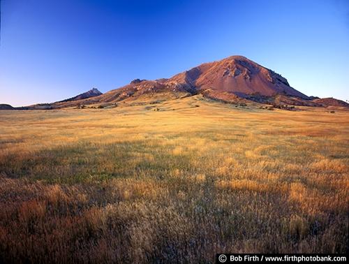 Bear Butte State Park;Black Hills;destination;Great Plains;high plains;grasslands;mountains;rock formation;sacred;SD;South Dakota;tourism;sunrise