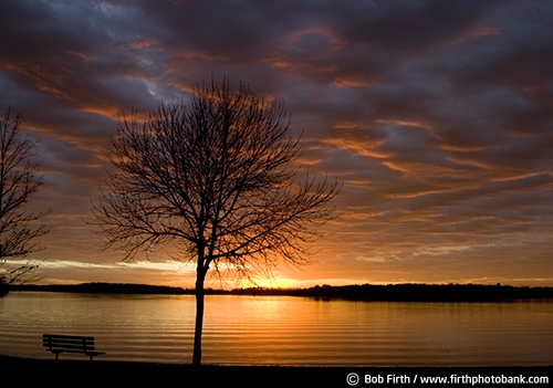 bench;Cooks Bay;clouds;destination;dramatic sky;fall;Lake Minnetonka;Minnesota;MN;inspirational;peaceful;silhouette;sunrises;sunsets;trees;twilight;Twin Cities lakes;water