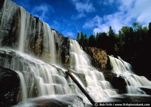 Minnesota;waterfalls;Gooseberry Falls;Minnesota state parks;Gooseberry Falls State Park;North Shore Scenic Drive;Minnesota destinations;Minnesota tourism;MN